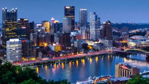 Pittsburgh, PA Information, ESP Inc